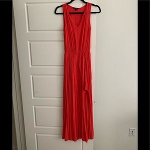 Ella Moss red maxi dress